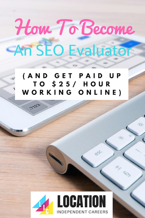How To Become An SEO Evaluator And Get Paid Up To $25 Per Hour Working Online | Search Engine Evalutor Jobs | Work From Home | Online Work | Remote Work | Money Making Ideas #remotejobs #moneymakingideas #onlinework #onlinejobs