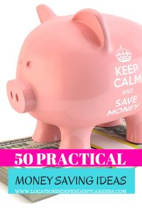 50 PRACTICAL MONEY SAVING IDEAS | MONEY SAVING HACKS | MONEY SAVING TIPS | WAYS TO SAVE MONEY | money saving tips for moms | frugal living | budgeting tips | budgeting ideas | frugal living ideas | saving tips | saving money tips #money #saving #frugalliving #lifehacks